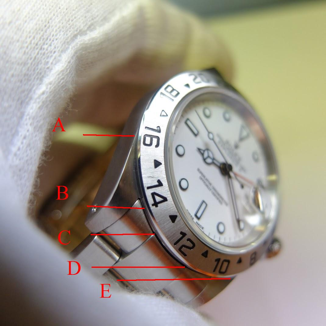 online retailer bd083 c367d 二手錶入門CLUB圖鑑指南